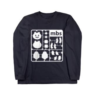 マエバサンプラモ Long sleeve T-shirts