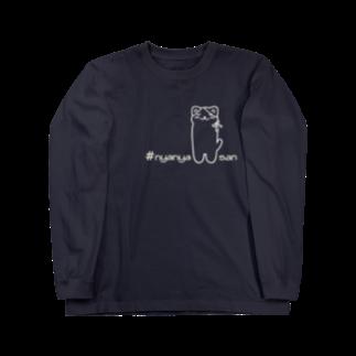 nyanya_sanの#nyanya_san Long sleeve T-shirts