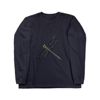 オニヤンマ Long sleeve T-shirts