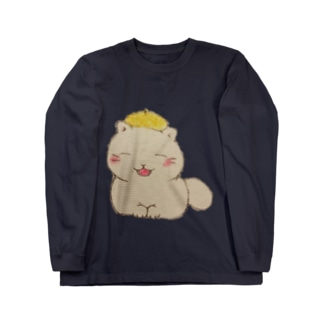 べれにゃん Long sleeve T-shirts