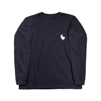 ドードーのドードー 夏 ワンポイント Long Sleeve T-Shirt
