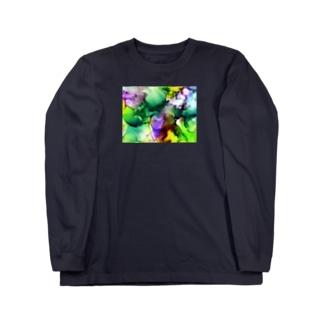 実りの季節 Long sleeve T-shirts