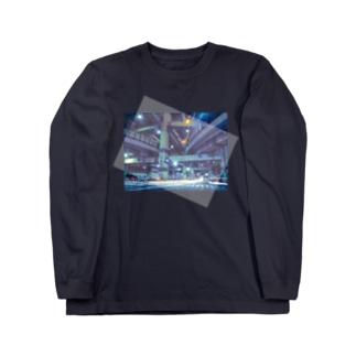 光跡 Long sleeve T-shirts