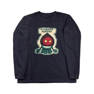 UMA フラットウッズ・モンスター NEW Long sleeve T-shirts