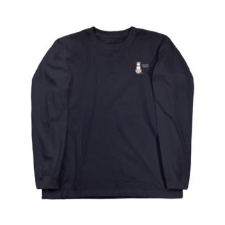 花豆腐のゴキゲン座犬s Long sleeve T-shirts