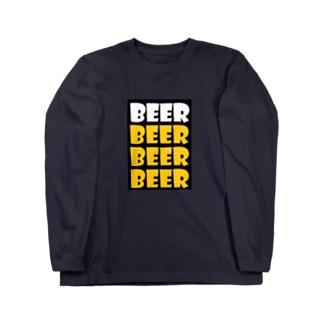 BEER Long sleeve T-shirts