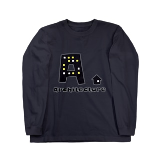 Architecture. Long sleeve T-shirts