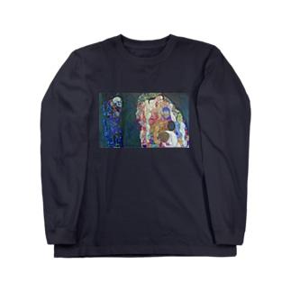 じゅうじか Long sleeve T-shirts