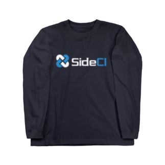 SideCI White Long sleeve T-shirts