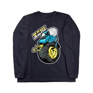 ミニ1駆 Long sleeve T-shirts