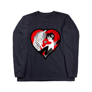 HEART2017 Long sleeve T-shirts