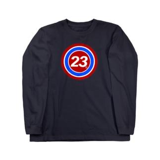 23Whisper_round Long sleeve T-shirts