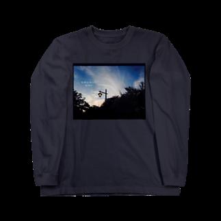 SGCPの外灯 Long sleeve T-shirts