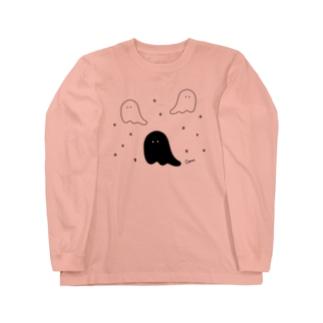 オバケちゃん Long sleeve T-shirts