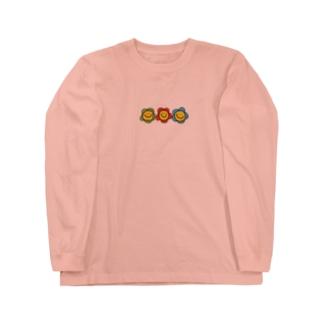 OHANA3 Long Sleeve T-Shirt