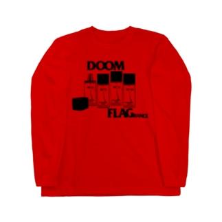 doomfragrance ロングスリーブTシャツ
