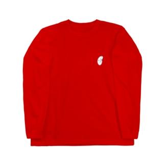 はじめてのあシャツ ロングスリーブTシャツ