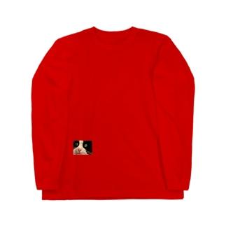 ねこじまんスーベニアⅡ(プレゼント用) ロングスリーブTシャツ