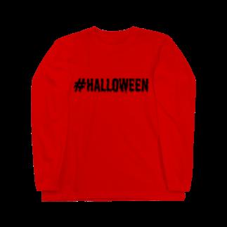 TanninaのHalloween type01ロングスリーブTシャツ