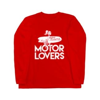 Motor Loves Long sleeve T-shirts