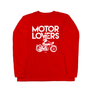 Motor Loves Long sleeve T-shirts
