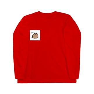 もふくま Long sleeve T-shirts