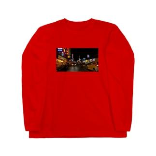 5201314 Long sleeve T-shirts