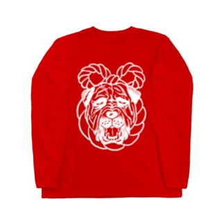 土佐犬 Long sleeve T-shirts