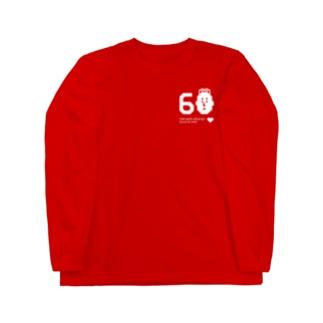 TOM 60th ANNIVERSARY Long sleeve T-shirts