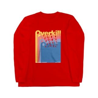 Overkill V.1 Long sleeve T-shirts