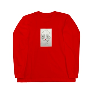泣き虫 Long sleeve T-shirts