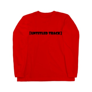 [Untitled Track] Long sleeve T-shirts