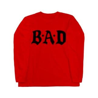 B.A.D Long sleeve T-shirts