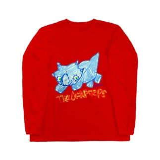 Triceratops Long sleeve T-shirts