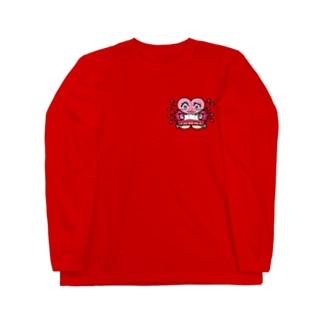 ハートブレイクちゃん Long sleeve T-shirts