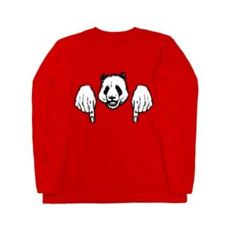 👇🐼👇 Long sleeve T-shirts