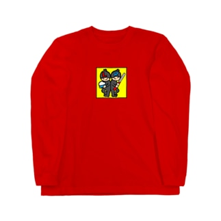 「L or R?」 シリーズ Long sleeve T-shirts
