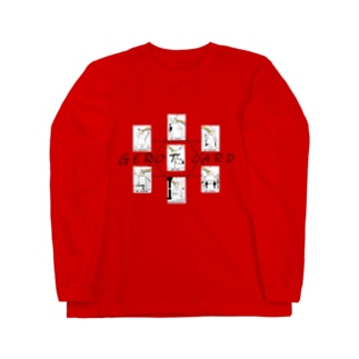 nijicatのGEROT CARD Long Sleeve T-Shirt