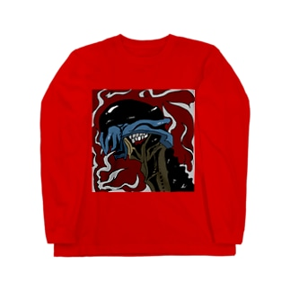 DICK VENOM Long sleeve T-shirts