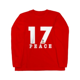 peace number Long sleeve T-shirts