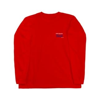 STOP_THE_WAYA_D Long sleeve T-shirts