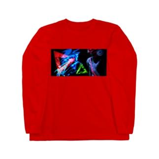 Earth Long sleeve T-shirts