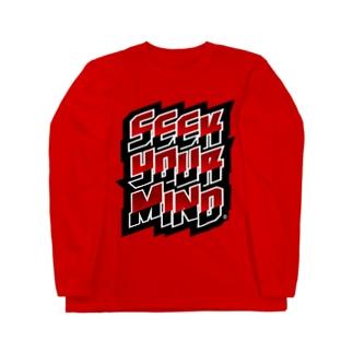 SEEK YOUR MIND 07 Long sleeve T-shirts