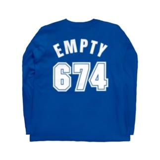 674 Long sleeve T-shirts