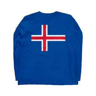 アイルランド Long sleeve T-shirts