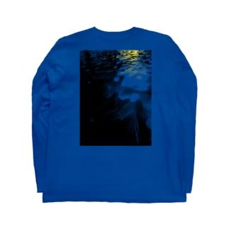 ゆらゆら水面 Long Sleeve T-Shirt