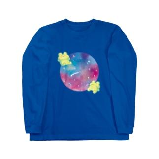 yurukero in universe4 Long sleeve T-shirts