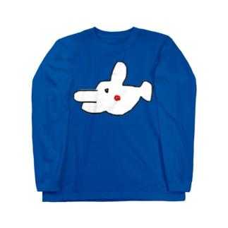 アデアムグッズ Long sleeve T-shirts