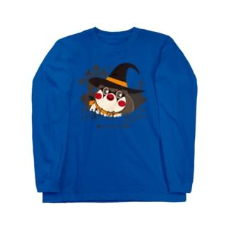 だいきちハロウィン Long sleeve T-shirts