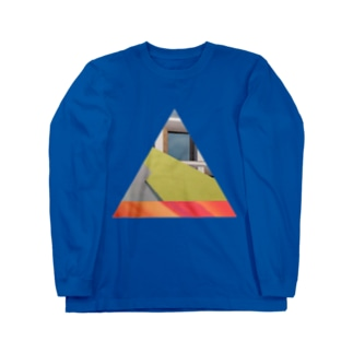 SOFT PYRAMID Long sleeve T-shirts